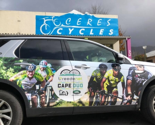 Ceres Cycles is a proud partner of the 2018 Breedenet Cape Duo