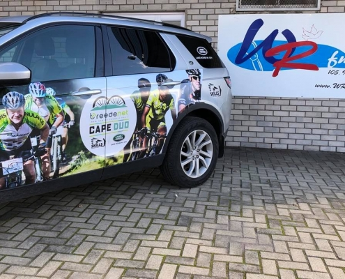 WRFM 105.9 is a proud partner of the 2018 Breedenet cape Duo