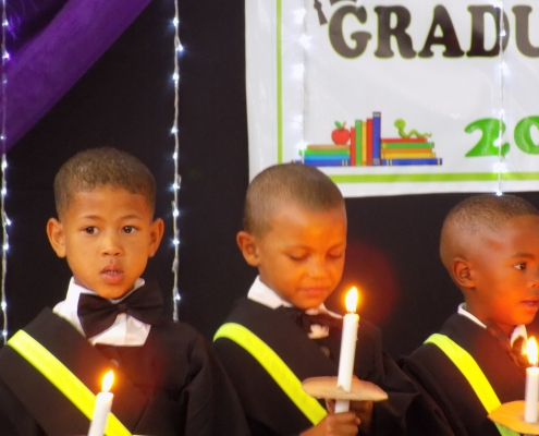 Ground Level ECD Graduation
